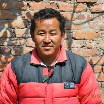 Gelbu Tsheri Sherpa